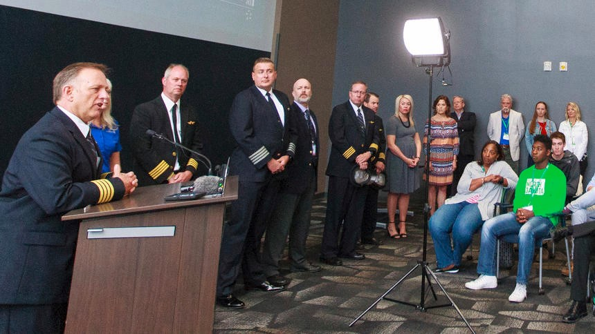UND, United Airlines announce pilot pathway program - Home Page